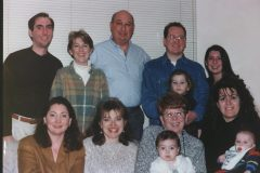 Another-Squillace-family-picture-w-Dad-Mom-Lori-SteveNedal-Sisters-scaled